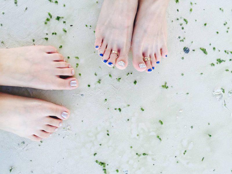 Kosmetyki do nóg i stóp