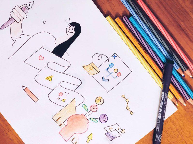 Sketchnoting - co to jest?